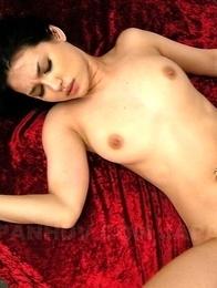 Maria Ozawa eats cum and sucks.