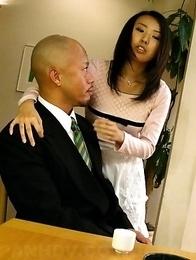 Needy Yui Asao gets fucked hard.