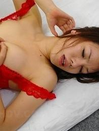 Slut Remi Kawamura gets all tied up
