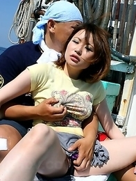 Japanese girls with shaved pussies