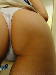 Hot cock sucking lady Nanako Misaki