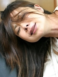 Nanako gets a hot pussy stimulation