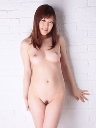 Akane Satozaki shows her sexiness