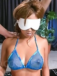 Juri Sawaki Asian with oil on tits sucks cocks she gets in crack