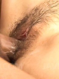 SARA Asian with hot assets has vagina fingered and well screwed