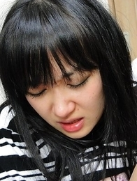 Risa Kurokawa is fucked in mouth and twat