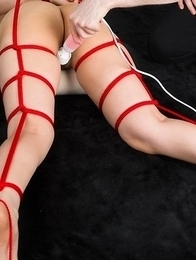 Beautiful rope bondage gallery featuring the hottest JAV slavegirl, Sana Iori