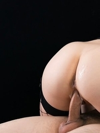 Tera Link's Cum Covered Pussy Fucked