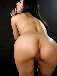Chihiro Asai is a face fuck whore that loves getting her throat fucked hard.