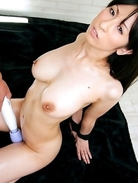 G cup Mami Kurita debuts exclusively with Tokyo Face Fuck!
