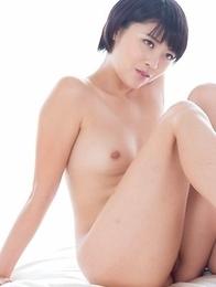 Leggy girlfriends Miori Mai and Aoi Shino make a guy explode with their sexy feet