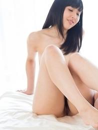 Natsuki Yokoyama and Shino Aoi use their soft feet to jerk this dude's boner